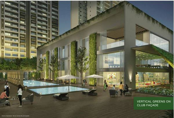 Godrej Air: 2BHK Apartments in Sector 85