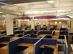 sq.ft Superb office space For rent at Brigade Rd