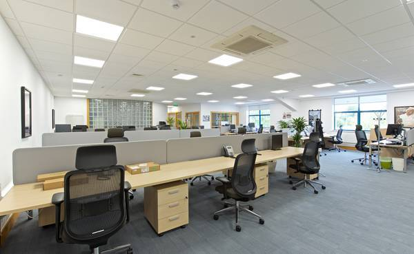 Sqft, Furnished office space for rent at domlur