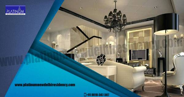 New Delhi Residency under Delhi LPP & MPD