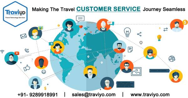 Provides crm software for travel agents