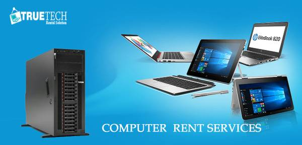 Get Affordable Computer, Laptop, Server and UPS on rent in