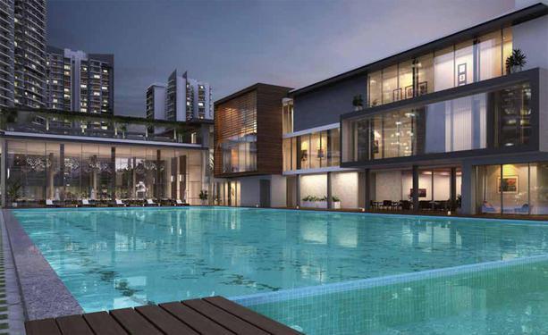 Godrej Meridien Luxury 2 BHK in 112 Lacs Attractive plans
