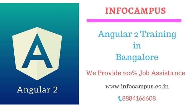 Learn Angular 2 Training in Bangalore