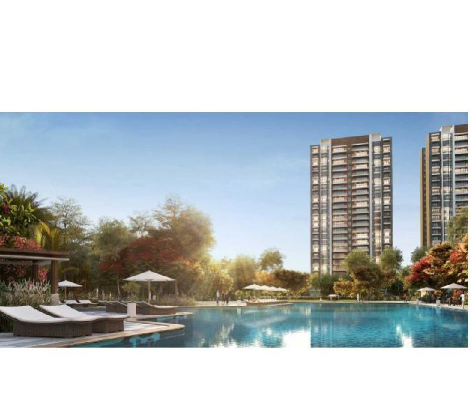 Luxury 3BHK Apartments in SOBHA CITY, Gurgaon