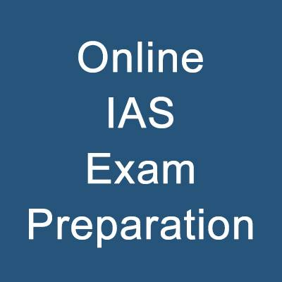 Online UPSC IAS Exam Preparation Portal
