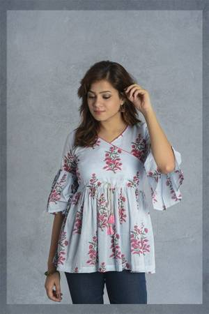 Buy Tops Online in India at eanythingindian.com