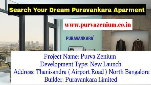 Purva Zenium By Puravankara In Bangalore