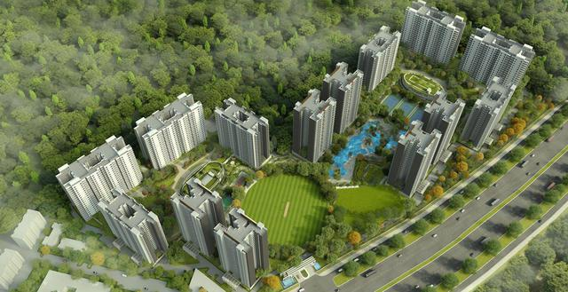 Sobha City 2 BHK Apartments in Gurugram