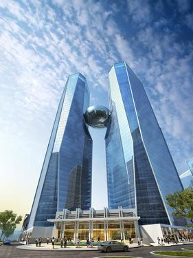Cyberthum Noida Offers Various Sizes Office Spaces