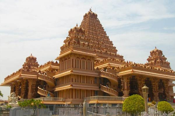 Hidden Temple tours of India