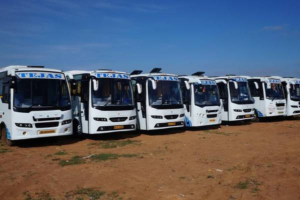 Tours and Travels - Travels in Bangalore - Tejas Travels