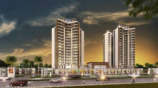 Ace Divino book Luxurious 3 BHK in Greater Noida West |