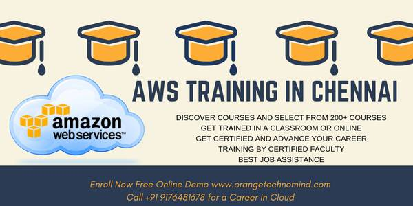 Best AWS Training in Chennai