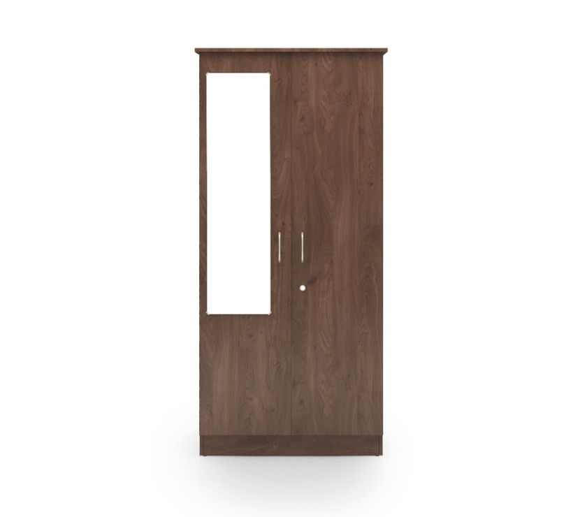 ERIC 2 DOOR WARDROBE WITH MIRROR Bangalore