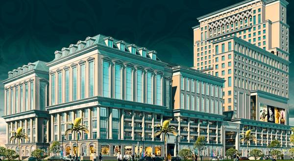 Commercial Investment in PKS Town Central Noida @