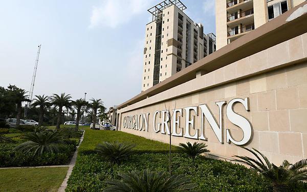 Emaar Gurgaon Greens Luxury 3 BHK in 106 Cr In Sector 10