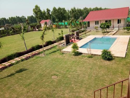 Noidas Most Luxurious Farm House Project