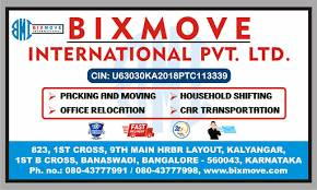 Packers and Movers in Hebbal (Bangalore)