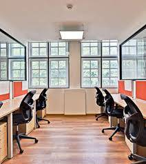 sqft semi furnished office space for rent at church st