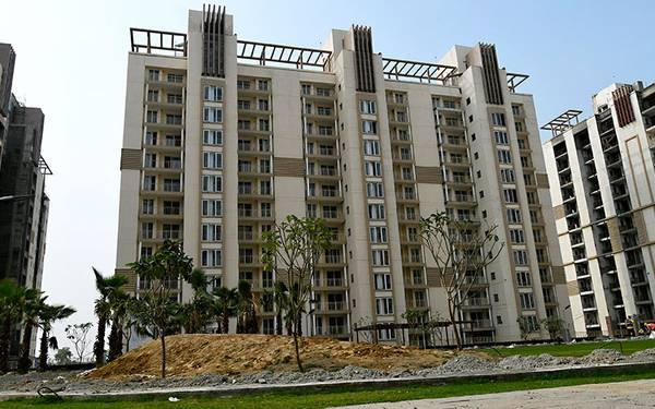 Gurgaon Greens by Emaar India - Ready to move-in 3BHK in