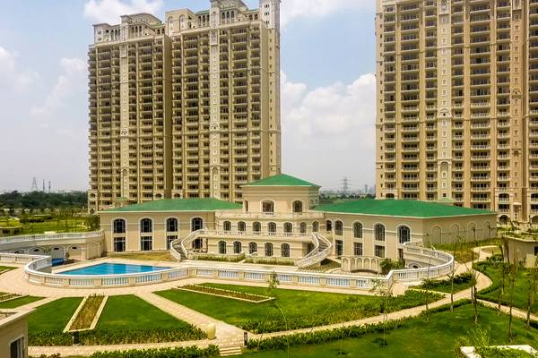 Pristine II by ATS - 3BHK Apartment in Noida Expressway
