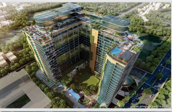 Business innovation at Anthurium Noida office spaces. Call