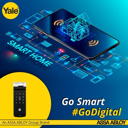 Digital Door Lock Collection From yale