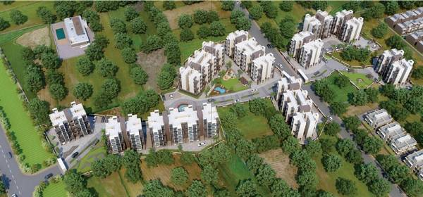 1BHK panvel flat rates at budgetable price