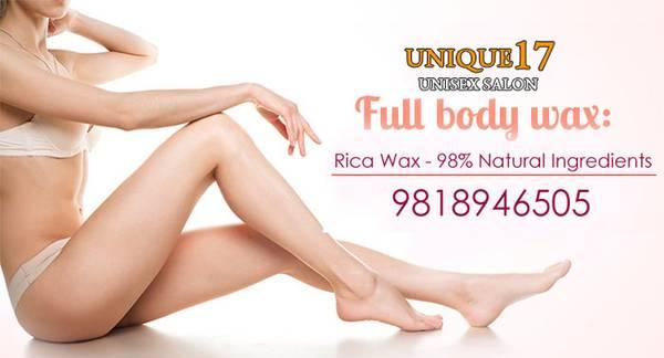 Full Body Wax Female Price in Gurgaon