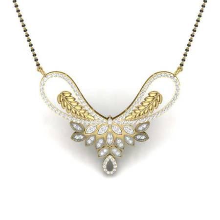 Ladies jewellery mangalsutra