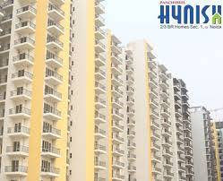 Panchsheel Hynish, Booking Started for 2/3 BHK condos  