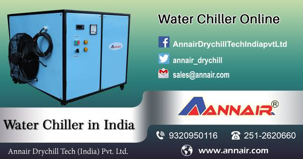 Water Chiller Manufacturer in India