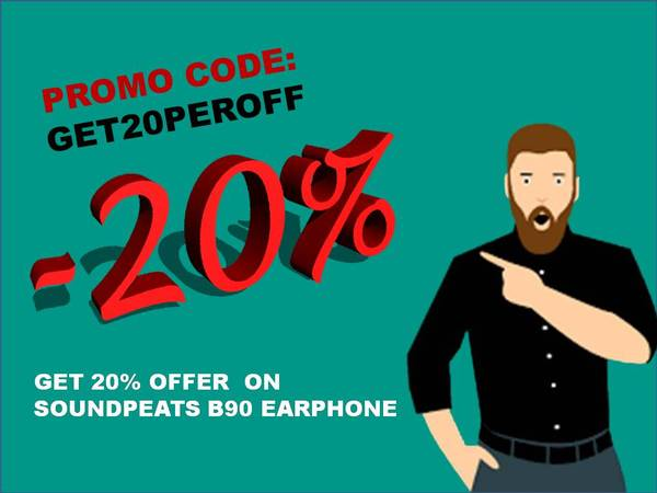 Get 20% off Promo code on electronics