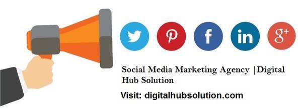 Social Media Marketing Agency |Digital Hub Solution