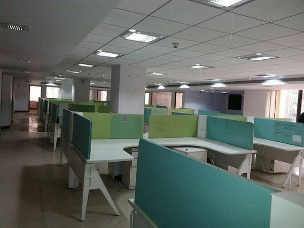 . sq.ft Excellent office space for rent at st marks road