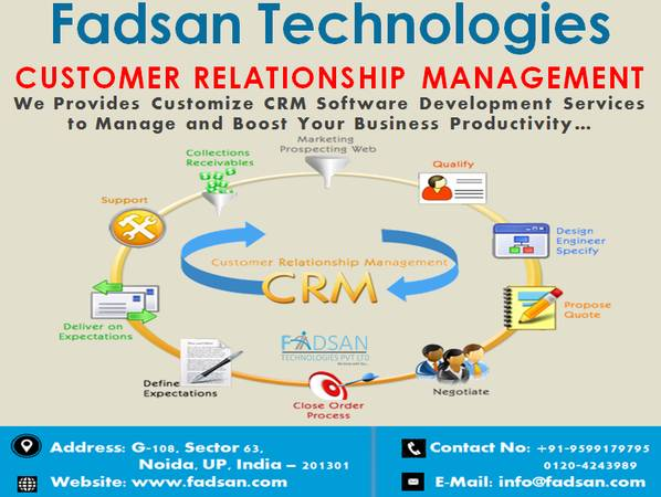Best CRM Software Development Services