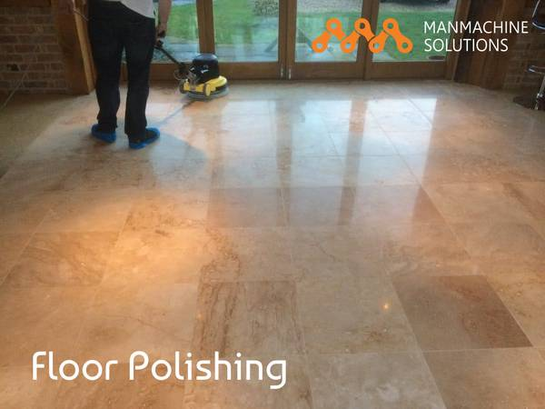 Book Us For Floor Polishing and Cleaning