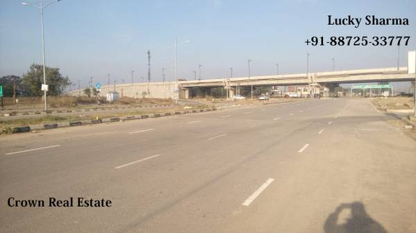 300 Sq Yards Plot For Sale Ecocity Phase 1 Mullanpur