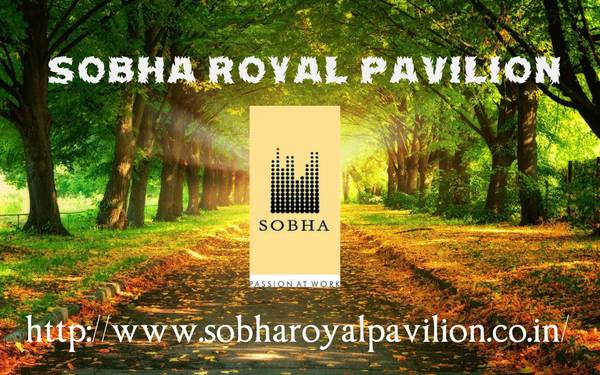 Luxury Residential Apartment By Sobha Limited
