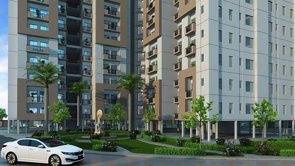 Excella Kutumb - Luxurious Apartments in Sultanpur Road