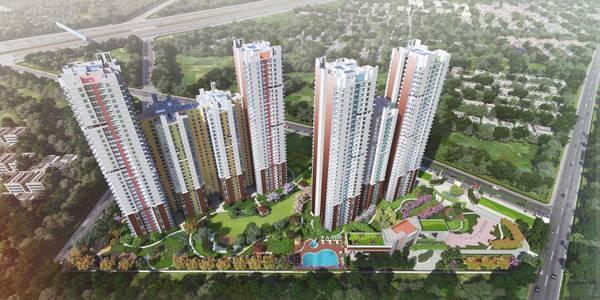 Hero Homes: 2/3 BHK Luxury Apartments