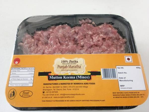 Frozen Mutton Manufacturers in India