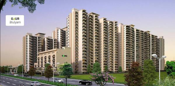 Stunning 1 BHK Residential Apartments At Greater Noida |