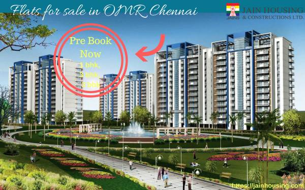 Apartments for Sale in Navalur