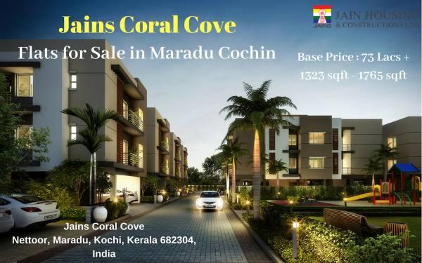 Apartments for sale | Villas for sale in Maradu
