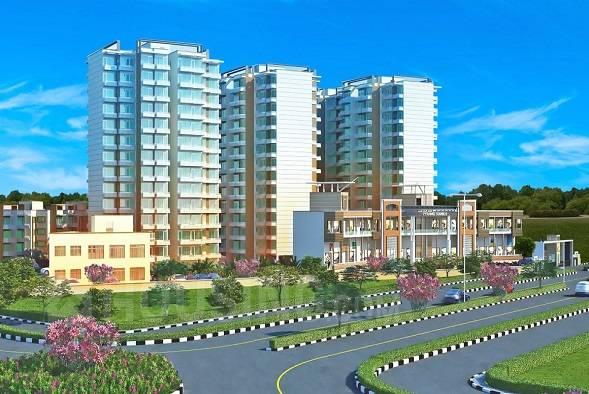 Buy affordable apartments at Antriksh Urban Heights