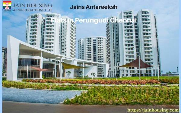 Flats for sale in OMR Perungudi