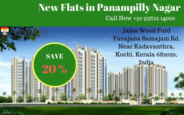 Flats for sale in Panampilly Nagar