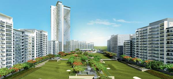 Ireo Skyon - Ready to Move Apartments on Golf Course Extn.